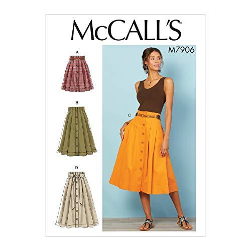 McCall Pattern Company McCall's Women's Knee Length