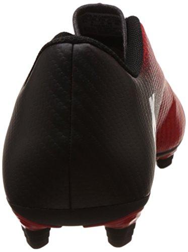 adidas X 16.4 Fxg, Botas de Fútbol para Hombre Rojo (Redfootwear Whitecore Black)