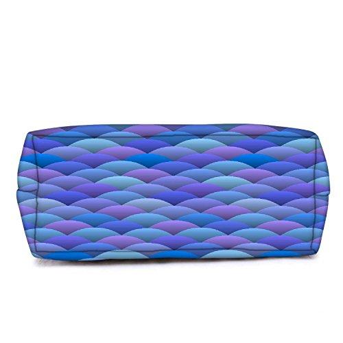 Snoogg , Sac bandoulière pour femme multicolore multicolore