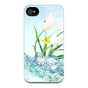 AnnetteL For Apple Iphone 5/5S Case Cover - Retailer Packaging Ambientador Con Olor A Fresco (fresh) Case