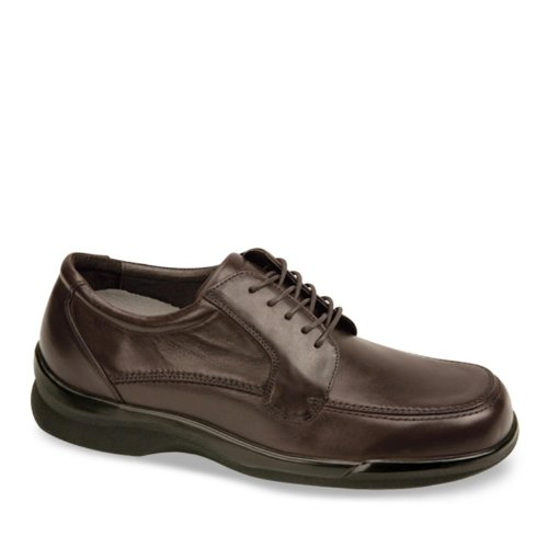 Aetrex Mens B2600 Oxford Brun