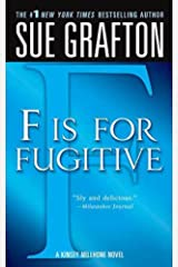 """F"" is for Fugitive: A Kinsey Millhone Mystery Kindle Edition"