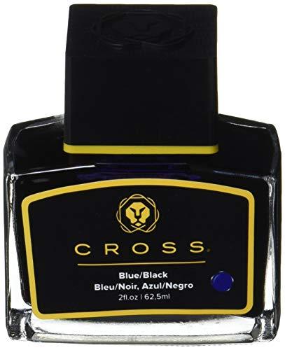 Cross Fountain Pen Single Ink Bottle - Blue/Black