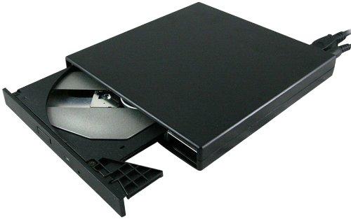 NEW 24x USB external CD-ROM CDROM drive for Acer Aspire One, BLACK