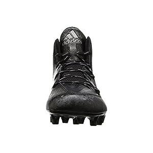 adidas Men's Crazyquick 2.0 Mid Black/Black/Black Sneaker 11.5 D (M)