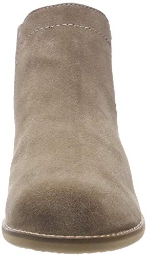 Women's 21 Boots Be Taupe Ankle Natural 341 Beige 25422 x661gwa