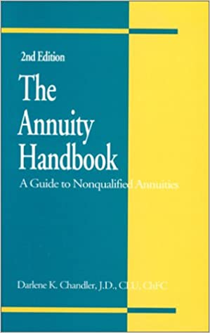 Book The Annuity Handbook: A Guide to Nonqualified Annuities