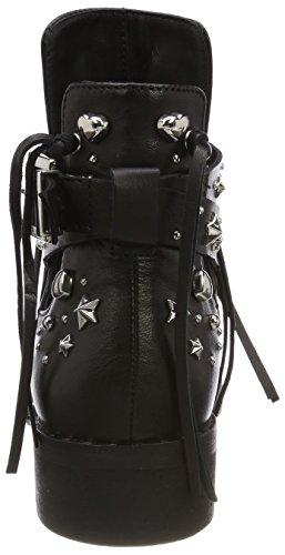 Marc Cain Damen JB SB.26 L29 Chelsea Boots Mehrfarbig (Black)