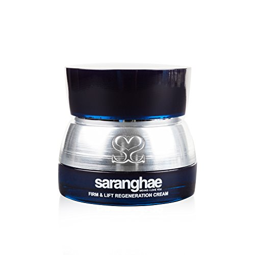(Saranghae Firm & Lift Cellular Regeneration Cream: Korean Anti Aging Cream That Moisturizes, Hydrates And Rejuvenates Your Skin)