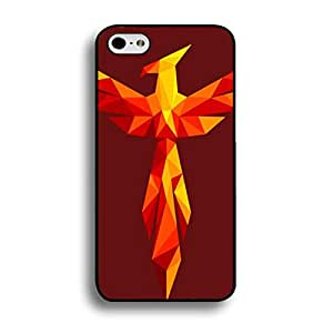 iPhone 6/6s 4.7 (Inch) Shell,Prevdent Gorgeous Geometric Phoenix Wallpaper Pattern Mobile Phone Case for iPhone 6/6s 4.7 (Inch)