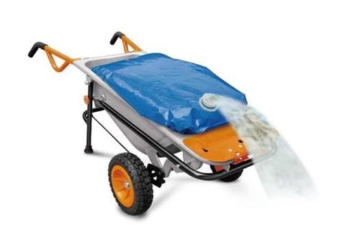 new-worx-water-bag-accessory-waterproof-for-aero-cart-wg050-20-gallons