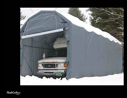 Instant Portable Garage Car - 9