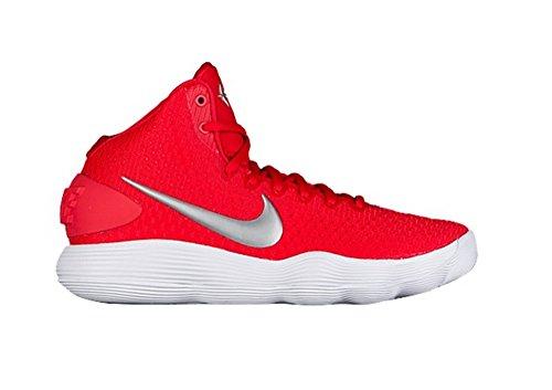 Nike Hyperdunk 2017 Tb Chaussures De Basket-ball Rouge 897813 600 Taille 6