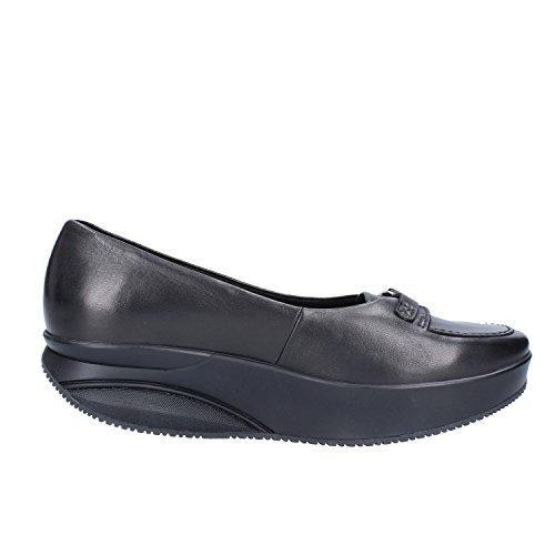 ze - Mocasines de Piel para mujer negro Size: 37 iSajTixz