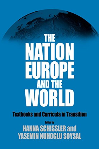 The Nation, Europe, and the World: Textbooks and Curricula in Transition