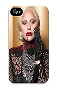 iPhone 4S Cases VUTTOO American Horror Story Hotel Lady Gaga Images 5 Polycarbonate Hard Case Back Cover for iPhone 4S