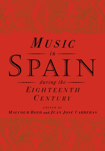 (Music in Spain During the 18C)