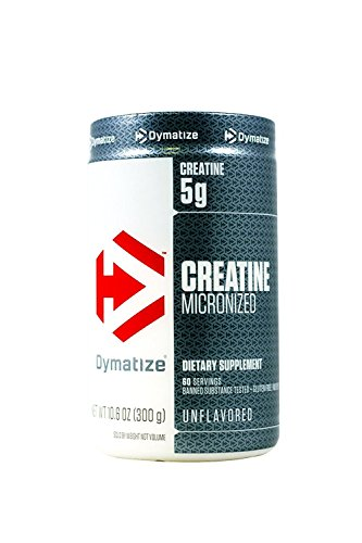 Dymatize Creatine Micronized Unflavored 10.6 oz (300g) For Sale