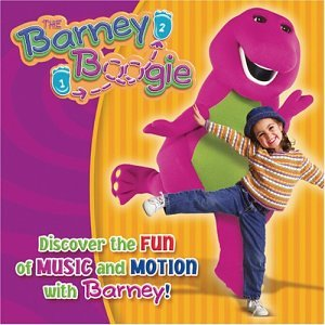 Barney Boogie (Barney Sing A Long Songs Cd)
