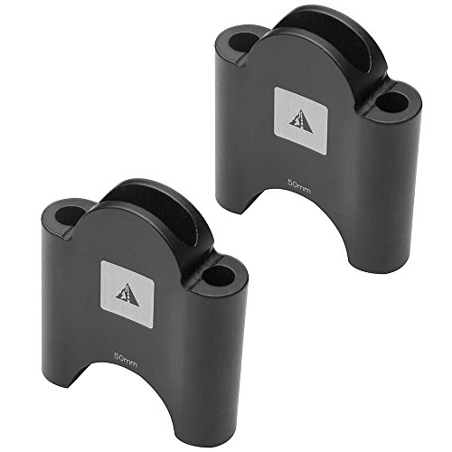 Profile Design Aerobar Bracket Riser Kit Riser Kit 50mm