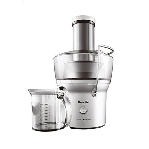 Cheap Breville BJE200XL Bundle Multi-Speed Juice Fountain with DVD