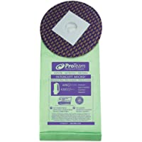 ProTeam 100291 Intercept Micro Filter Bags with Closed Collar and 10-Quart Capacity, 10-Pack of Replacement Vacuum Filters