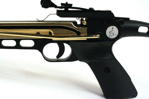 Cobra System K-8025 Self Cocking Pistol Tactical Crossbow, 80-Pound