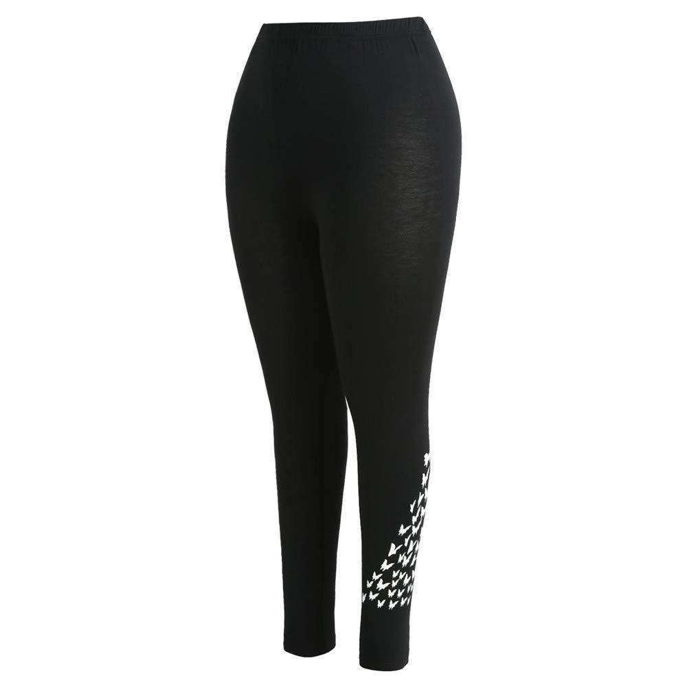 Pantalones Leggings Vestir Deportivos Yoga para Mujer Otoño Invierno 2018  PAOLIAN Pantalones Running Fitness Moda Cintura 788c2b7384aa