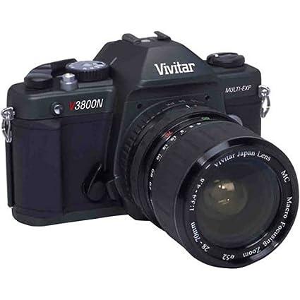 amazon com vivitar v3800n 35mm slr camera w 28 70mm lens slr rh amazon com Are Vivitar Cameras Any Good Are Vivitar Cameras Any Good