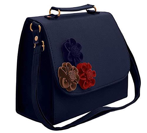Envias Women's Sling Bag (Blue)