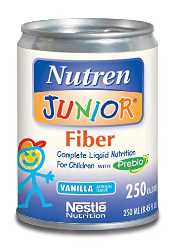 Nestle Clinical Nutrition Peptamen Junior with Fiber Nutritional Supplement, Ncl0210H, 1 Pound
