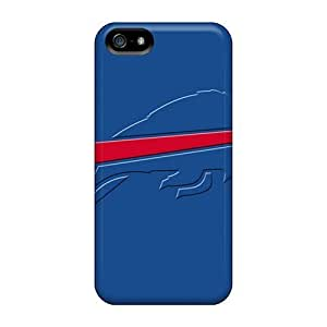 Tpu Case For Iphone 5/5s With Buffalo Bills