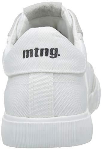 Roto 84229 C44901 Mesh Gris suede Blanco Para Hombre Zapatillas Mtng 8fOxwCqd18