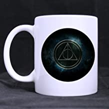 Funny Harry Potter Symbol Coffee Mug, Custom Coffee mugs or tea cup