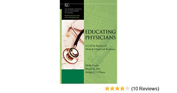 educating physicians cooke molly irby david m obrien bridget c shulman lee s