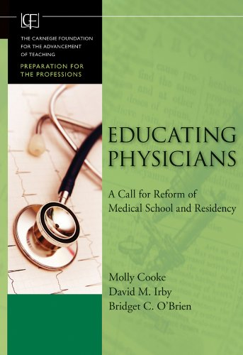 Educating Physicians: A Call for Reform of Medical School and Residency