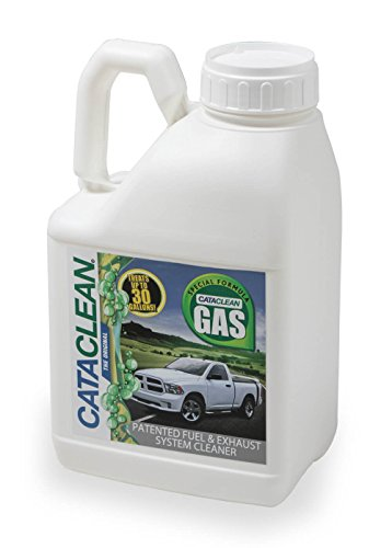 Cataclean 120018CAT Cataclean Fuel And Exhaust System Cleaner Special Formula For Use w/Gasoline Engines 3 Liters Cataclean Fuel And Exhaust System Cleaner