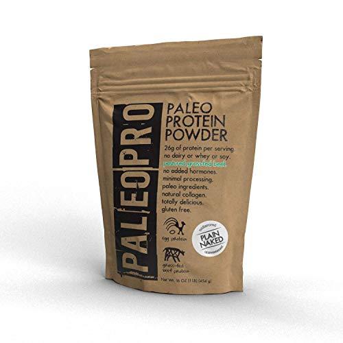 PaleoPro, Paleo Protein Powder Plain Naked, 16 Ounce