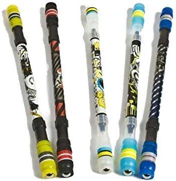 Romote cartonn Muster Drehen Pen Spinning Pen V.7.0 (Zuf y auml ...