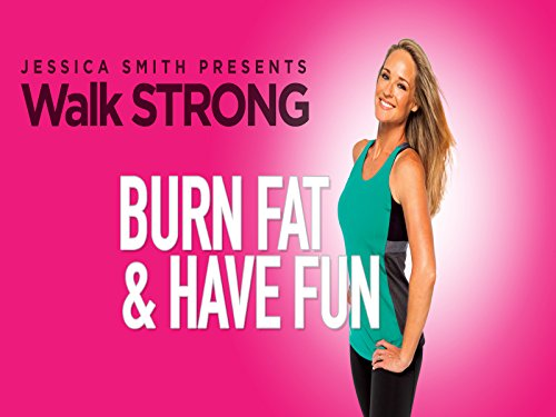 Walk STRONG: Burn Fat + Have Fun!