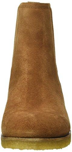 Cognac Suede cashott Ankle Brown WoMen Boots A16030 55 qnwYXRwzr