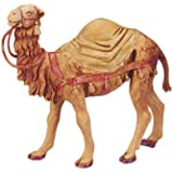 Fontanini CAMEL WITH SAMEL BLANKET Figurine 5 Inch Series