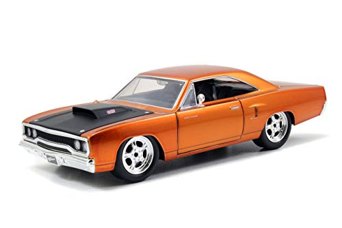 (Fast & Furious Plymouth Road Runner 1:24 Diecast By Jada Toys)