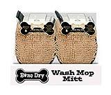 Design Imports Dog Wash/Mop Mitt Asst Case Of 12, Design Imports