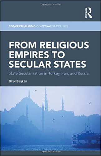 From Religious Empires to Secular States: State