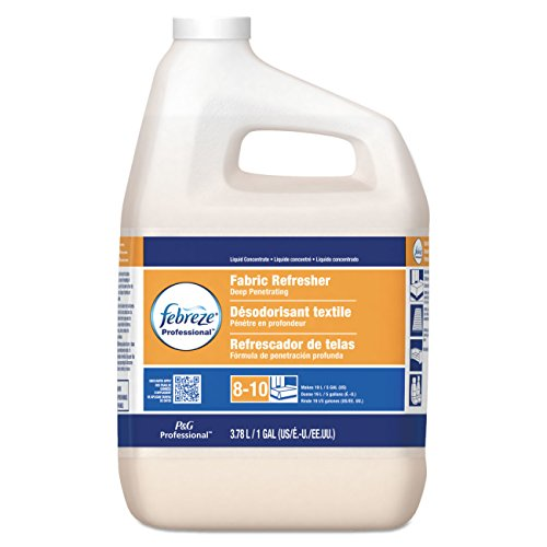 Febreze 36551 Professional Fabric Refresher Deep Penetrating, 5X Concentrate, 1 Gallon (Case of 2) by Febreze