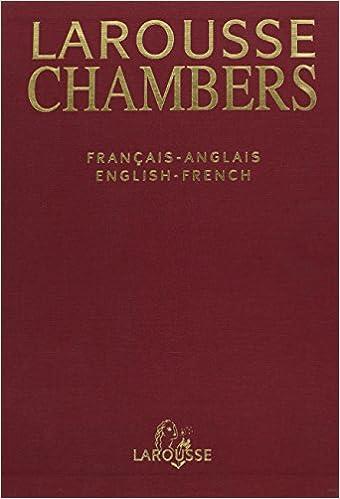 Il Livre En Ligne Telechargement Gratuit Larousse Chambers