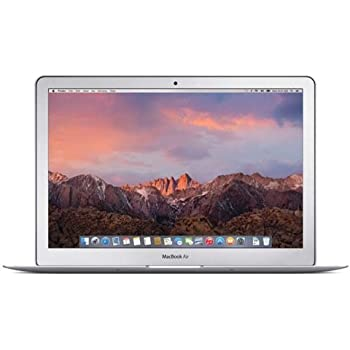 Apple MacBook Air 13.3-Inch Laptop 1.7GHz Core i5 / 4GB DDR3 Memory / 128GB SSD (Solid State Drive) / ThunderBolt / OS X 10.10 Yosemite