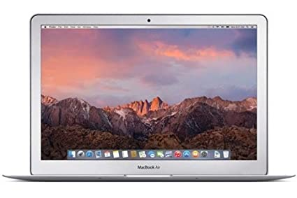 Amazon Com Apple Macbook Air 13 3 Inch Laptop Core I5 1 8ghz 4gb