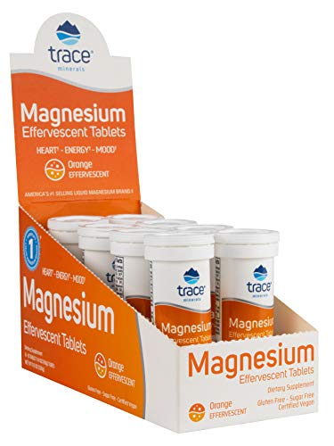 MINERALS RESEARCH Magnesium Effervescent Tablets product image